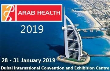 ARAB HEALTH 2019, Dubai (UAE)